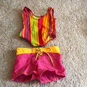 American Girl Other - American girl beach bundle